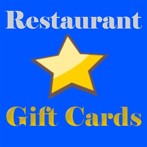Amazon Restaurant Gift Cards - amazon com restaurant gift cards appstore for android