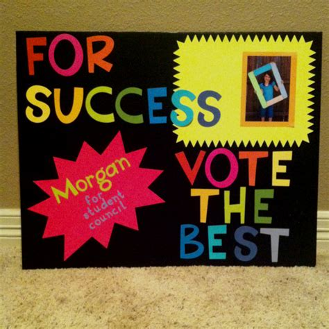templates for student council posters student council poster sayings just b cause