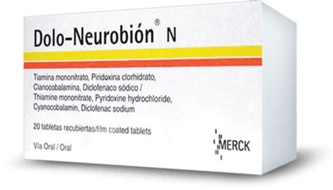 dolo neurobion tabletas para que sirve dolo neurobi 243 n 174 n