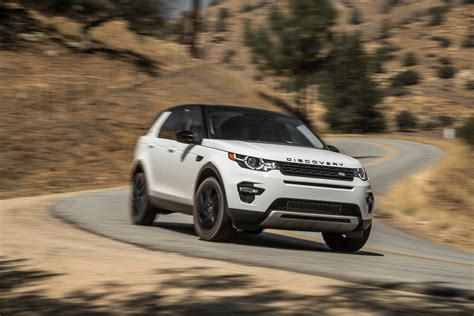 land rover discovery co2 emissions land rover discovery sport 2016 motor trend suv of the