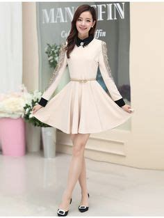 Dress Jesslin Dress Wanita Murah Lengan Panjang Fashion Baru Al dress ds3401 navy belt tamochi toko baju wanita murah dan grosir fashion aksesoris