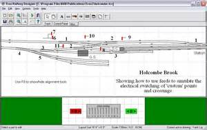 screen layout design software trax1 trax2 layout wiring track design software