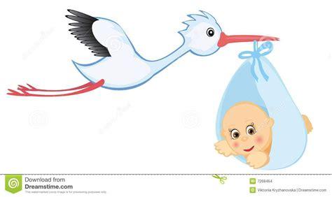 chimenea y recien nacido cegonha e beb 234 ilustra 231 227 o do vetor ilustra 231 227 o de