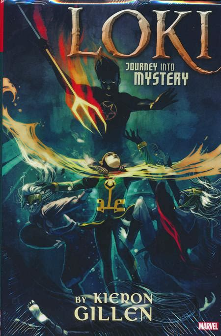 libro loki journey into mystery loki journey into mystery by kieron gillen omnibus hc