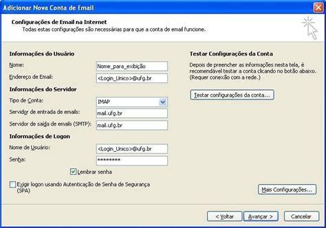 tutorial servidor de email zimbra cercomp centro de recursos computacionais tutoriais