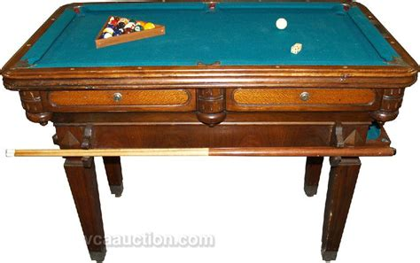 best small pool tables of 2017 coin op quot billiardette table quot small pool table