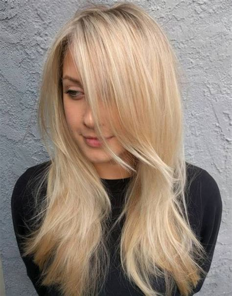 does renna have fine hair 40 long hairstyles and haircuts for fine hair with an