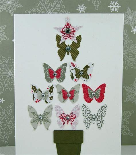 arbol de navidad originales tarjetas de navidad originales que puedes hacer en casa