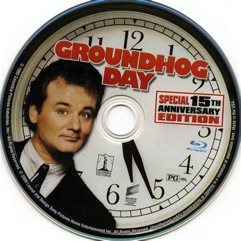 groundhog day dvd groundhog day scanned dvd labels groundhog day