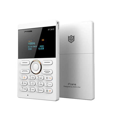 Mini 1 Cellular ifcane e1 1inch mini cell card phone student version led high clear screen gsm fm bluetooth aiek