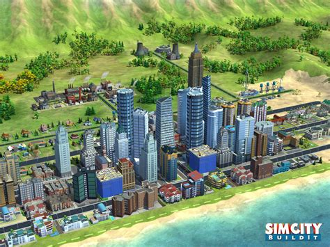 layout simcity buildit simcity buildit announced for android and ios