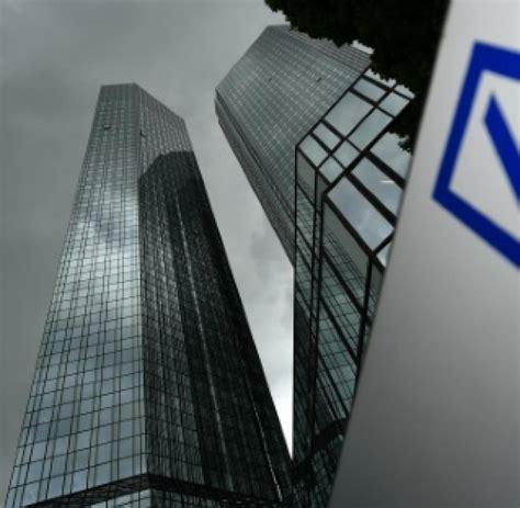 sitz deutsche bank unternehmen finanzministerium weist bericht 252 ber