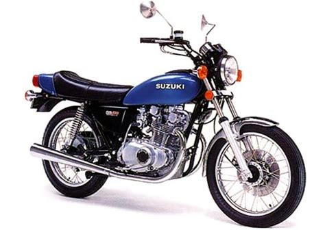 Suzuki Gs400 Suzuki Gs400 Year By Year