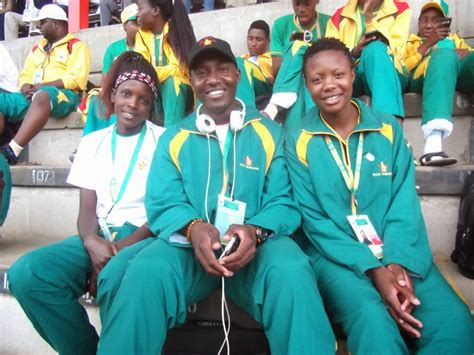 Ls Sunday Co medal haul for team lesotho in angola sunday express
