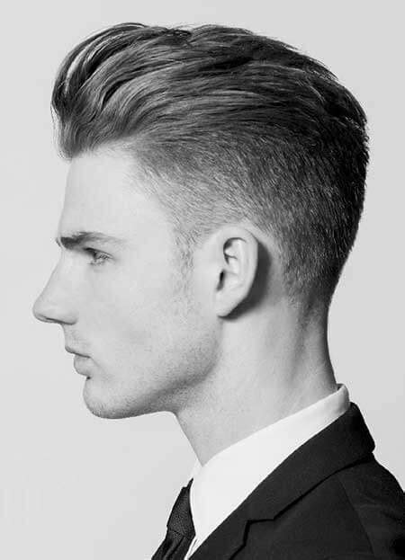 cabelo  corte militar americano masculino fotos bela
