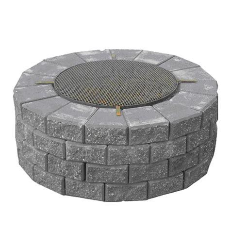 Rona Pit stackstone firepit rona