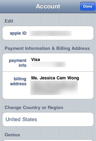 Search Apple Id By Email How To Change The Apple Id On Your Ipod Touch Iphone