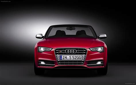 Audi S5 2013 by Audi S5 Cabriolet 2013 Widescreen Car Photo 11 Of