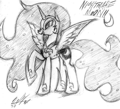 my little pony coloring pages nightmare moon my little pony friendship is magic coloring pages