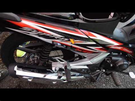 Spido Meter Supra X 125 modifikasi spido vario 125 cbs iss volt meter alarm
