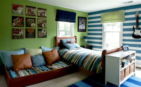 green boy bedroom ideas elementary age boys bedrooms