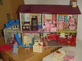 metal dollhouse renwal acme furniture by tbklover on etsy