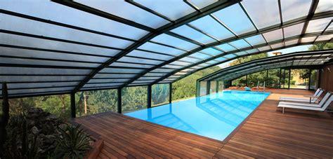 coperture telescopiche per terrazzi coperture per piscine accessori piscine castiglione