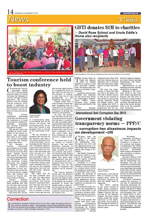 theme for education month 2015 in guyana guyana times daily by gytimes page 14 issuu