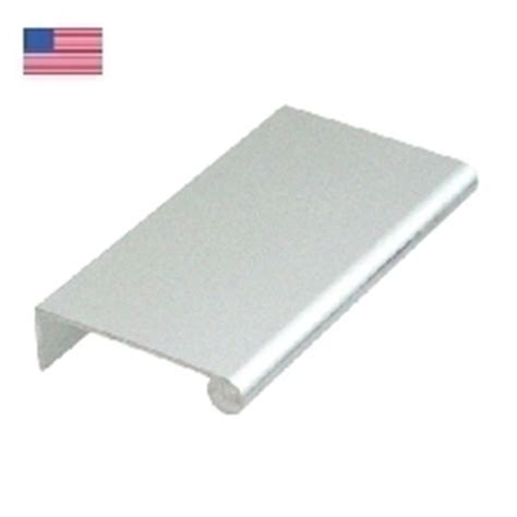 Extruded Aluminum Drawer Pulls by Edge Pull Dp41 3 Quot Edge Pulls Handles Knobs Epco