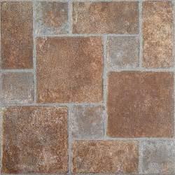 nexus brick pavers 12 quot x 12 quot self adhesive vinyl floor tile walmart com