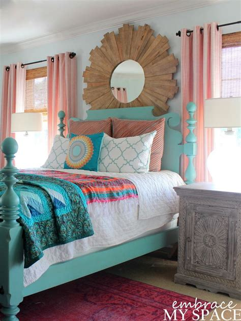 colorful bedrooms best 25 bright colored bedrooms ideas on