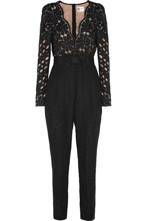Baju Elegan Jumpsuit Agatha Lace 19 best images about palazzos on black gold jumpsuits and bryant