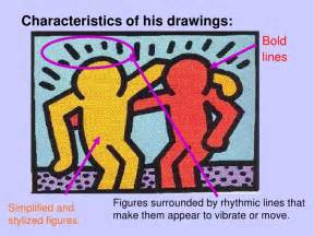 keith haring figure templates keith haring