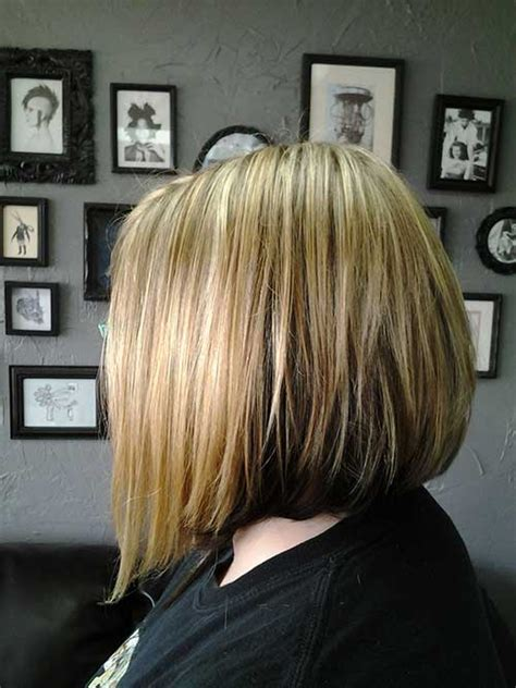 inverted shoulder length bob haircut 15 back view of inverted bob bob hairstyles 2017 short