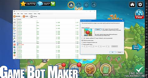 tutorial android bot maker how to create your own game bot using easy game maker