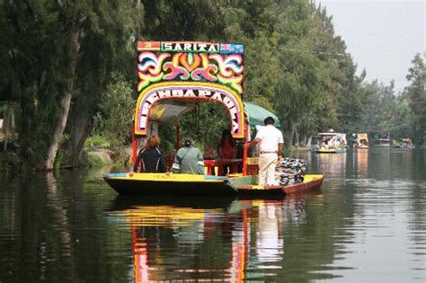 The Floating Gardens Of Xochimilco by Xochimilco Picture Of Floating Gardens Of Xochimilco