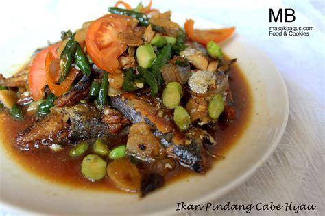 Ikan Kukus Cabe resep dan cara memasak ikan pindang cabe hijau enak