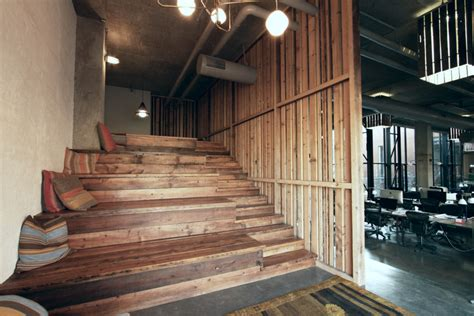kickstarter s inspirational hq in ny eoffice