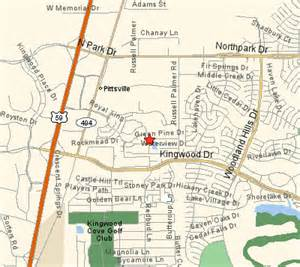 map of kingwood affordable storage of kingwood our location kingwood