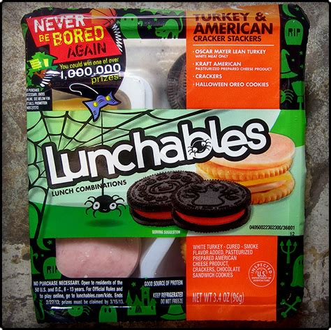 Lunchables Sweepstakes - lunchables