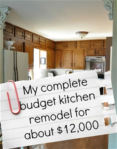 kitchen remodel cost where to spend and how to save how much to expect to spend on a kitchen remodel