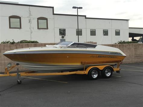liberator boats four winns 201 liberator boats for sale