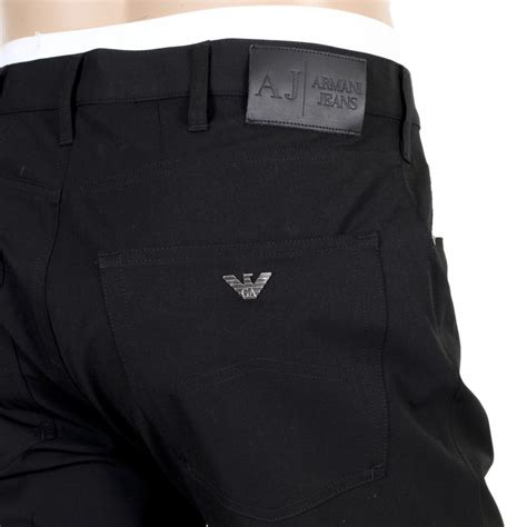 mens stretch jeans with comfort waist buy the stretch jean in black now at niro fashion 10 off