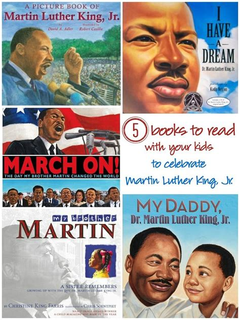 my dr martin luther king jr books 5 books to celebrate martin luther king jr the