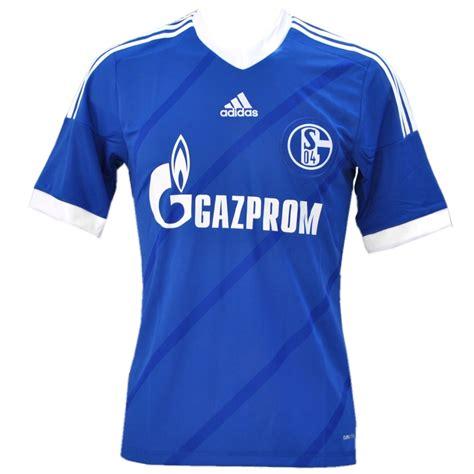 Jersey Schalke Home 201617 Official adidas fc schalke 04 trikot blau 2012 2013 home jersey heim ebay