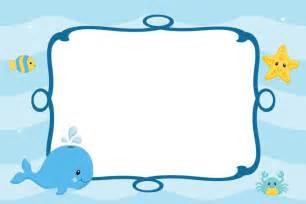 30 cards sea blank invitations thank you note baby boy shower birthday a1 ebay