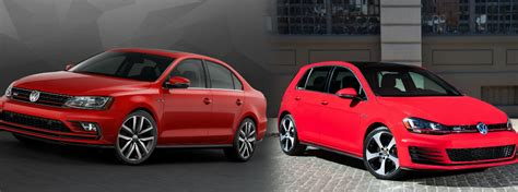 volkswagen gli hatchback vehicle comparisons archives donaldsons volkswagen