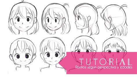 tutorial para maquillarse como kiss tutorial ۰ como dibujar rostros segun perspectivas y edad