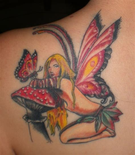 fairy design tattoo tattoos tattoos design page 2