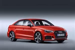 Audi Sedans 2018 Audi Rs3 Sedan Picture 690334 Car Review Top Speed
